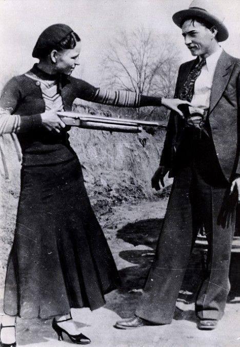 Bonnie y Clyde 1933