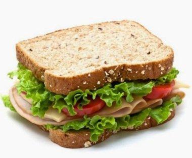 Roti sandwich