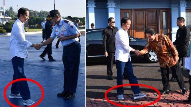 Jokowi di Tasikmalaya