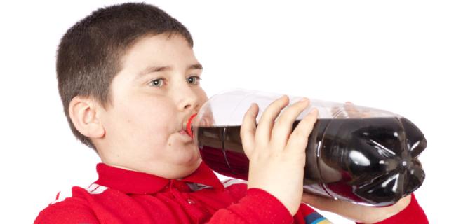 Berhentilah minum soda