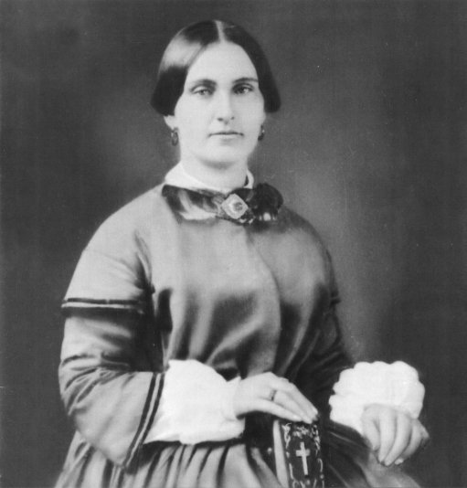Mary Surratt's Photograph