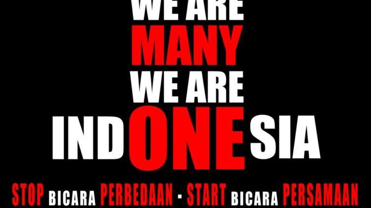 Kita Ini Indonesia Kan Bersatu Dalam Keberagaman