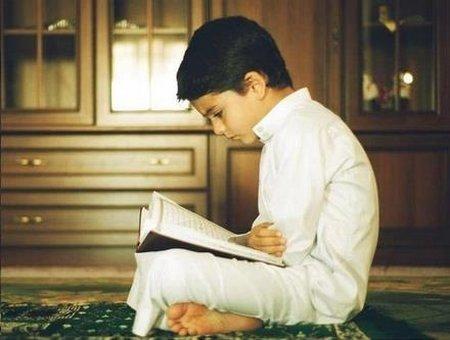 anak menghafal quran