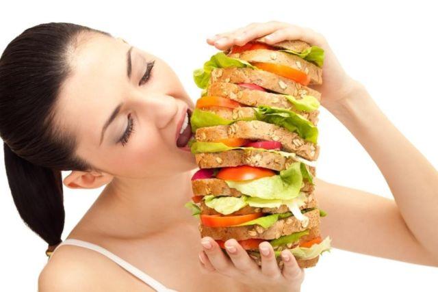 nafsu makan