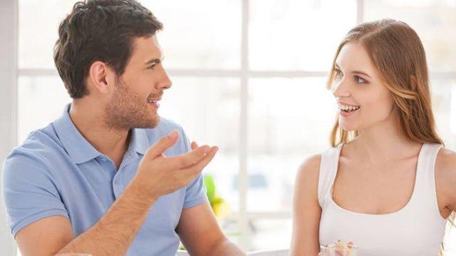 Buat kesepakatan dengan pasangan
