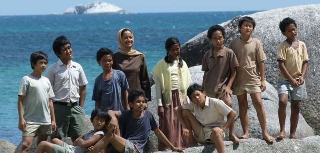 Film Laskar Pelangi yang juga menjadi salah satu film Indonesia tersukses.