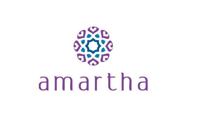 Logo Amartha