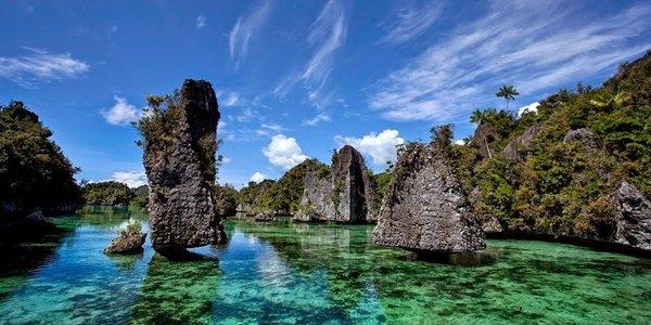 Pulau waigo raja ampat
