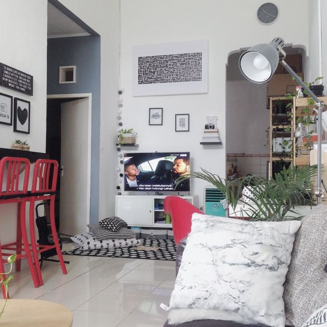 Galeri Rumah Minimalis Bergaya Skandinavian Ala Instagramer