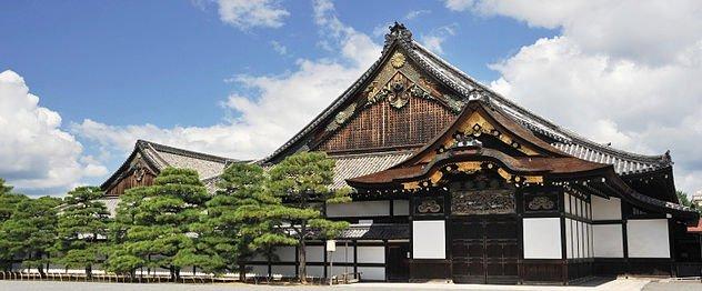 Kastil Nijo (Kyoto)
