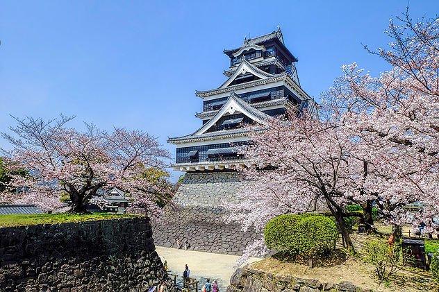 Kastil Kumamoto (Kumamoto)