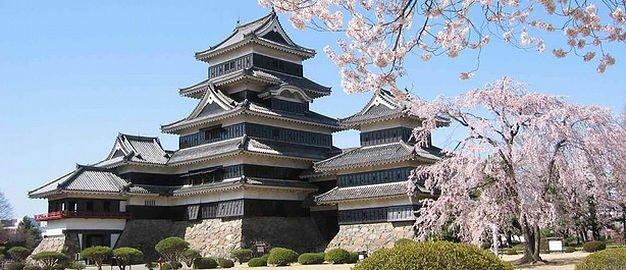Kastil Matsumoto (Nagano)