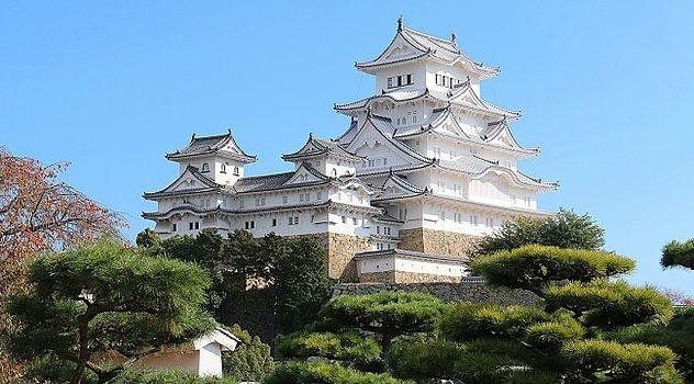 Kastil Himeji (Hyogo)