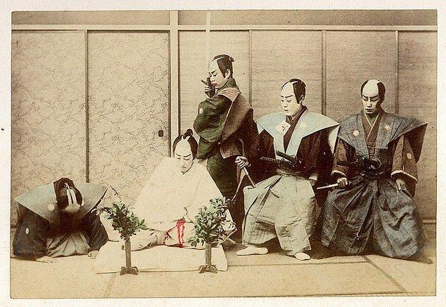 Tei (悌 – Menghormati Orang Tua) Menghormati orang tua dan rendah hati