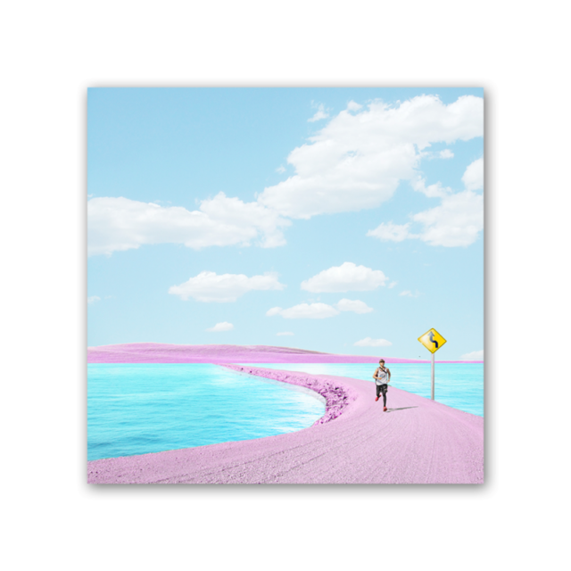 Candy Land Runner by Marcilea Adinda