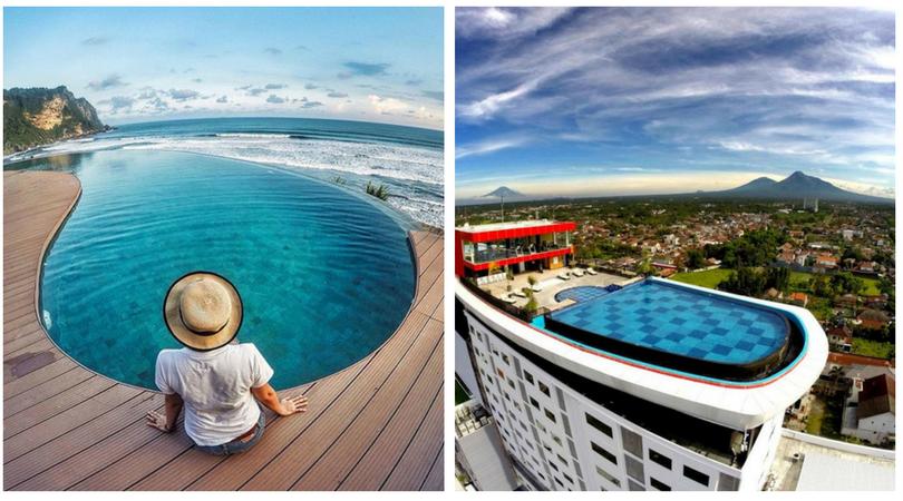 7 Hotel Di Jogja Dengan Kolam Renang Infinity Yang Keren Abis Cocok Nih Buat Liburan Nanti