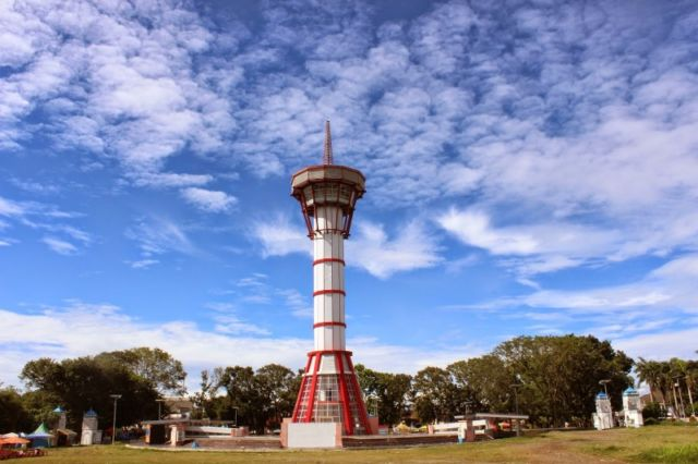 tower bengkulu