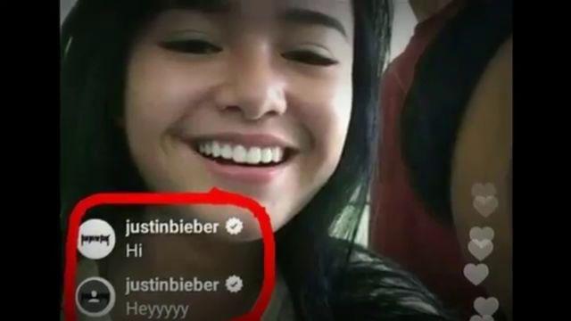 Disapa Justin Bieber!