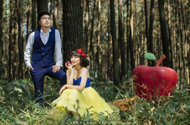 7 Lokasi Yang Nggak Biasa Ini Bisa Kamu Pilih Buat Foto Pre Wedding