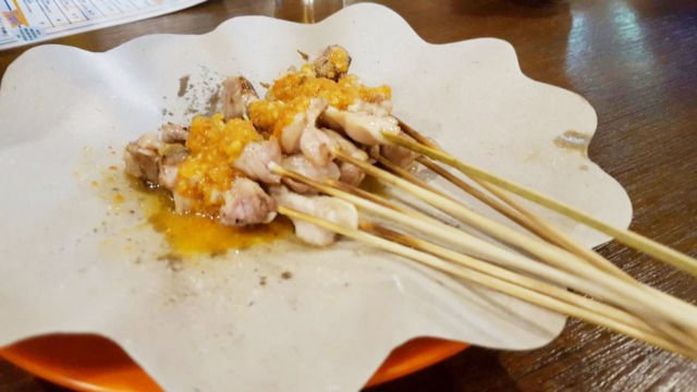 Sate Taichan Food Garage