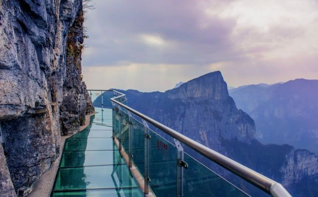 Tianmen Skywalk