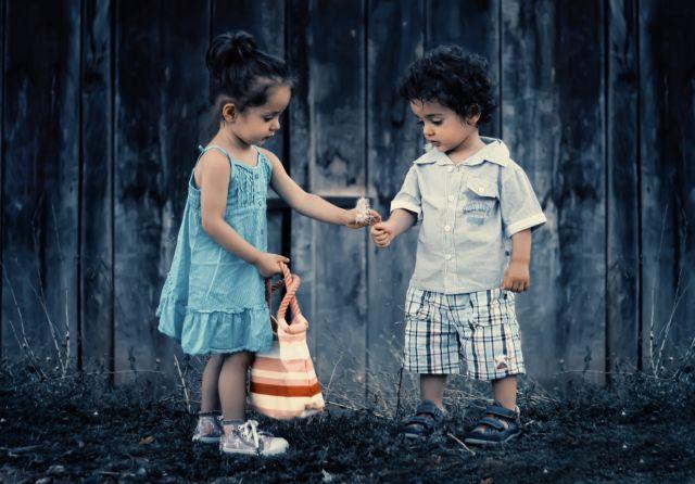 Cinta yang tulus
