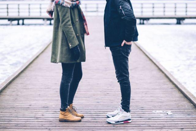 Kau dan aku ?
