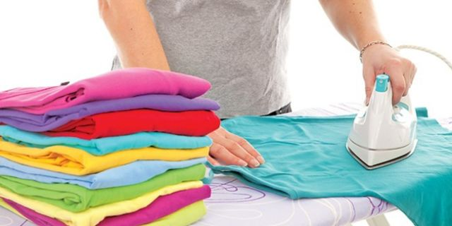 Setrika baju