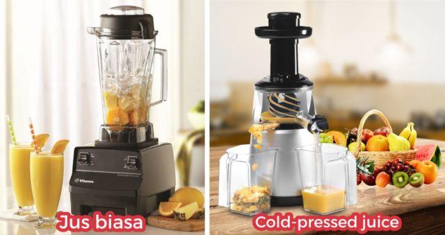 Cold-Pressed Juice, Cara Baru Minum Jus yang Bisa Bikin Badan Jadi Enteng dan Makin Kurus