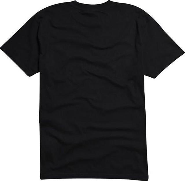 T-Shirt Hitam Polos