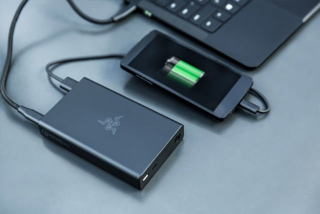 Perhatikan waktu charge power bank