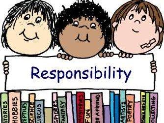 Belajar tanggung jawab