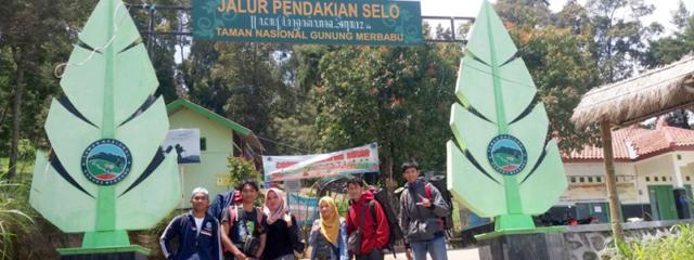 Basecamp Gunung Merbabu
