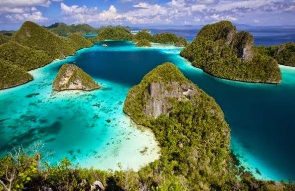 Indonesia adalah surga bagi para wisatawan