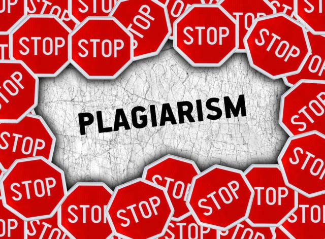 Hindari plagiarisme