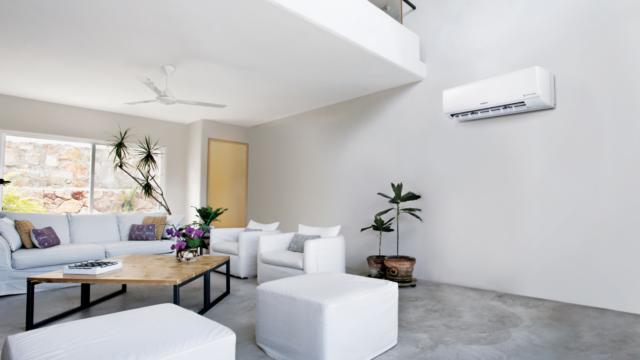 Gunakan AC hemat energi agar lebih efisien