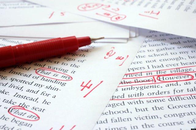 Pastikan tidak ada kesalahan sekecil apapun dalam tulisanmu
