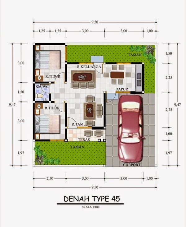 gambar desain interior rumah