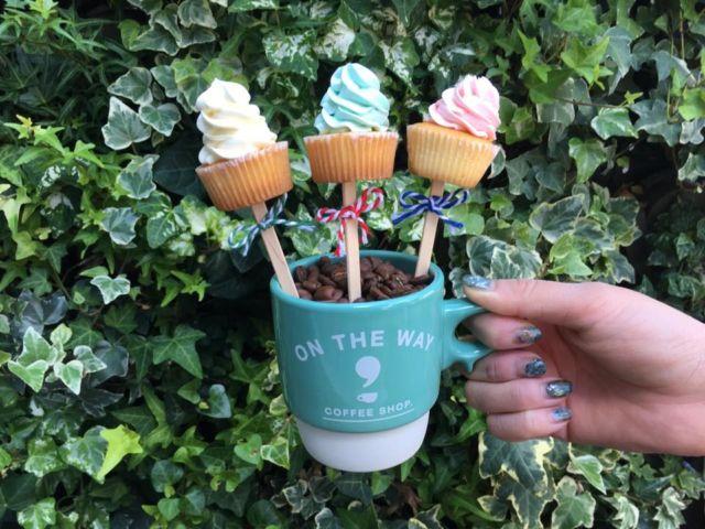Mini cupcake imut punya