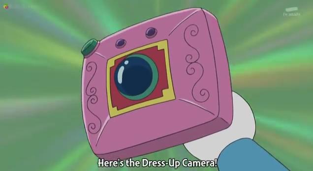 Kamera Pengganti Busana dari Doraemon