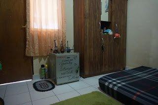 Kamar kos di Manado