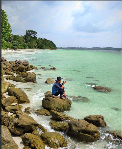 Pantai Permata di Subang mas