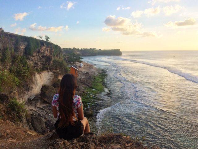 Balangan Cliff