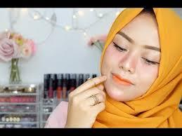 Make-up tanpa bulu mata palsu
