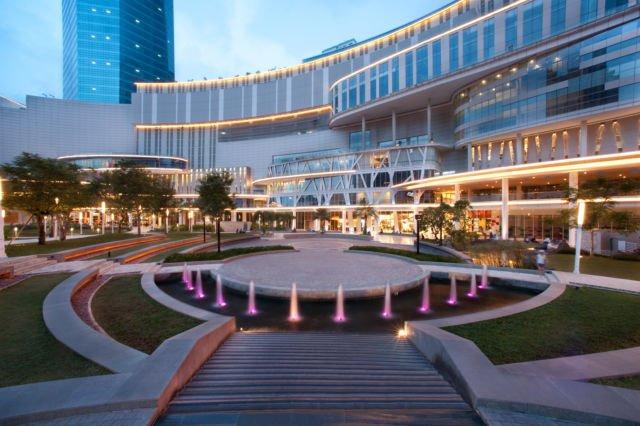central park mall