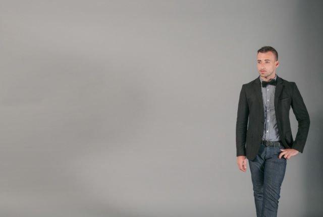 Tampil formal dengan jas