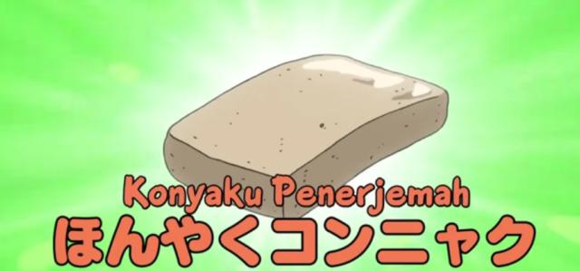 Konnyaku Penerjemah Doraemon