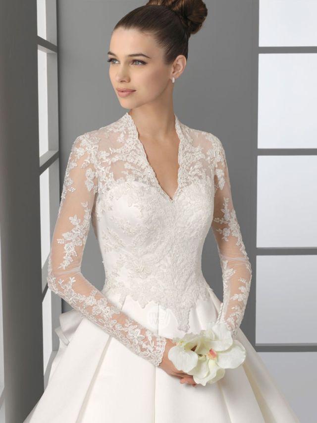 Gaun Pengantin Pendek Simple Dan Elegan