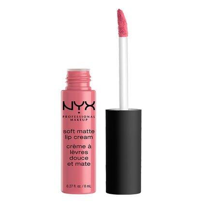 lip cream merah muda