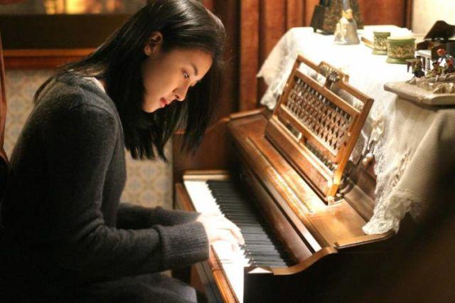 Bermain piano